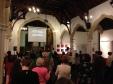 Worship with YWAM Harpenden, (England).