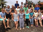 DTS Students in Kona, Hawaii.