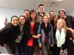 Students from YWAM Charlotte
